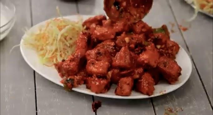 How to make paneer chilli hindi