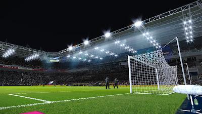 PES 2020 Stadium Borussia Park
