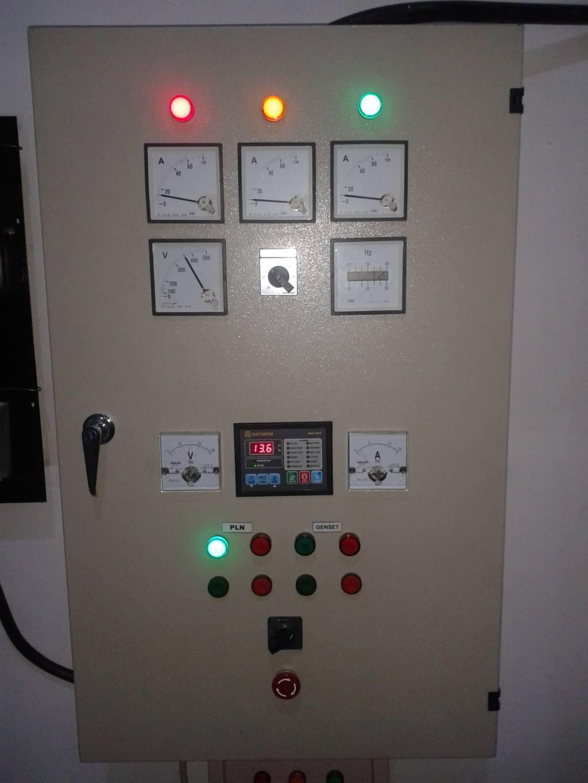 Harga Panel Ats-amf 200 Kva