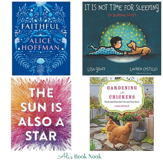 fiction, young adult, children's, and non-fiction books coming out November 1
