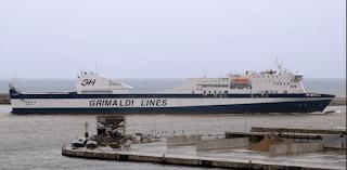 A San Giorgio del porto la commessa Grimaldi Holding