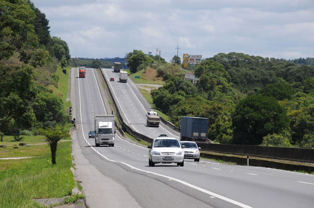 Autopista Régis Bittencourt divulga o balanço da Operação Fim de ano