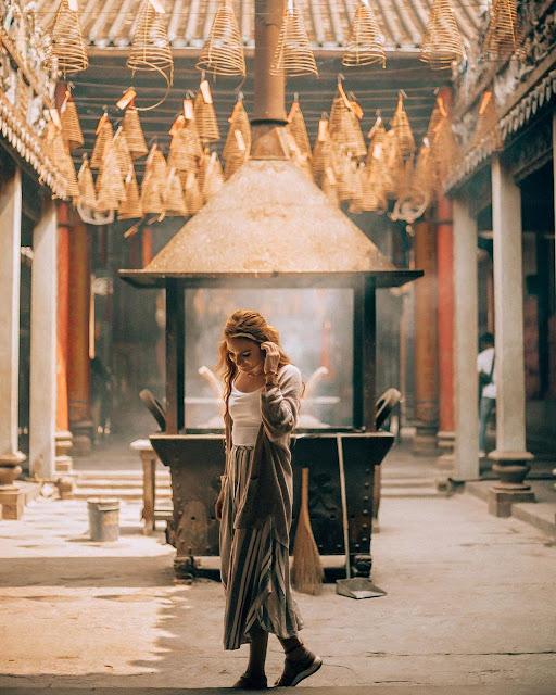 Ba Thien Hau Pagoda (District 5)