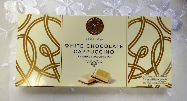 coffee-flavoured chocolate