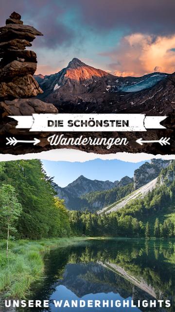 Die schönsten Wanderungen 2019 – Unser Top-Ten Ranking zum Nachwandern  Der schönste Wanderweg  Best Mountain Artists 20