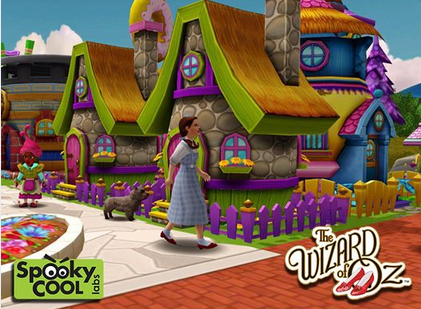 Wizard of oz game update