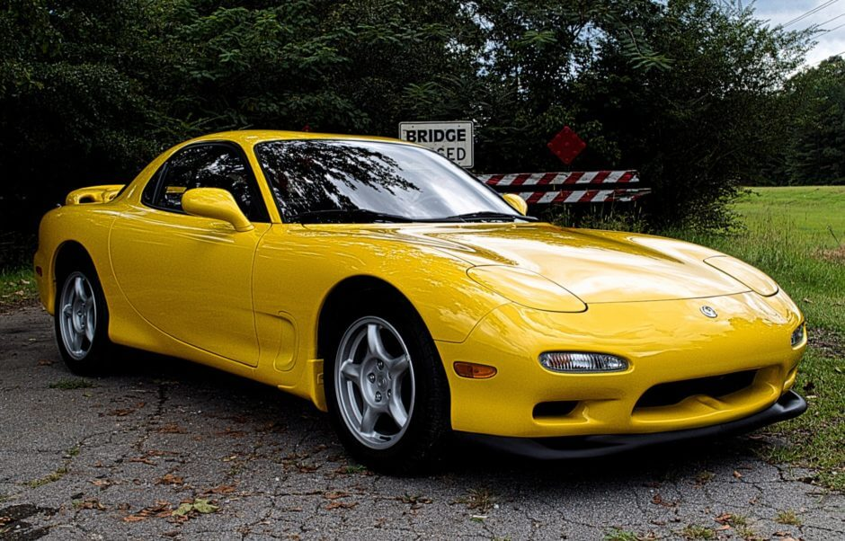 Mazda RX-7 Type R (FD3S)