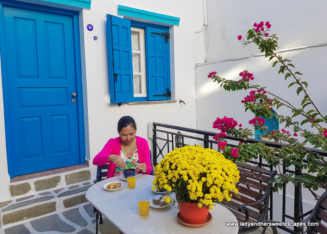 guesthouse in Naxos