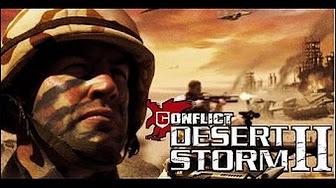 تحميل لعبة عاصفة الصحراء 2  مضغوطة على الكمبيوتر