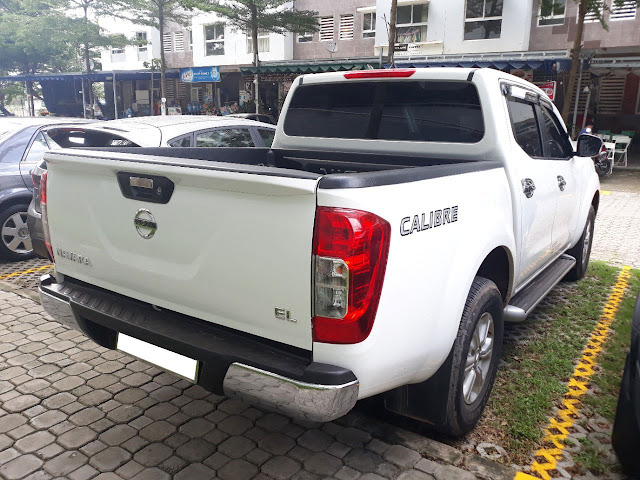 NISSAN NAVARA EL  (4x2) AT- 2.5L-2