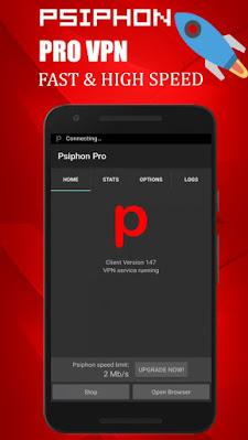 aplikasi vpn terbaik Psiphon