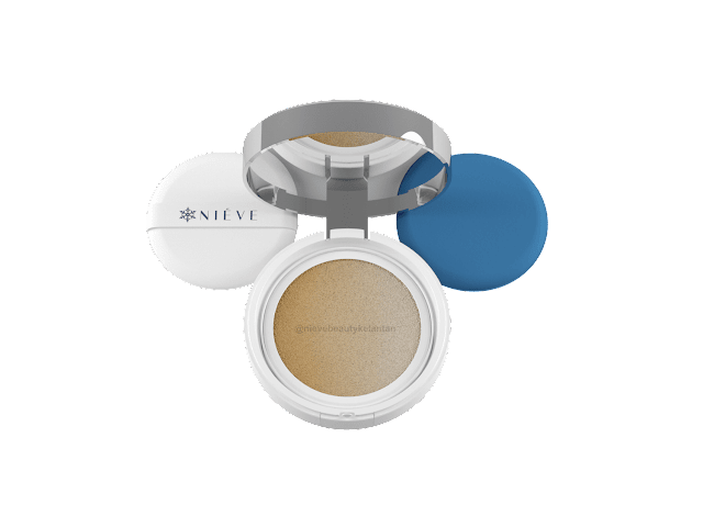 Nieve Beauty Revitalizing DD Cushion Foundation SPF50