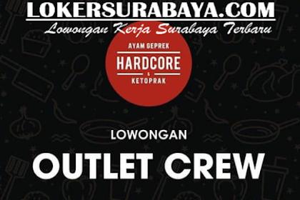 Tantangan Kerja Surabaya Terbaru di RM. Ayam Geprek Hardcore & Ketoprak Juni 2019