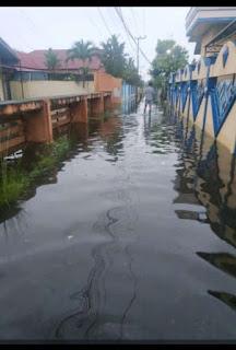 banjir kalsel banjarmain 2021