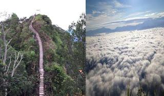 Objek Wisata Gunung Sopai Toraja Utara