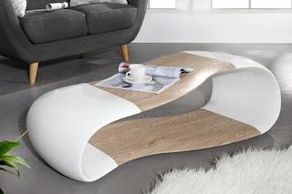 Designový konferenční stolek Reaction