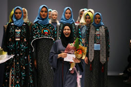 Model Baju Lebaran Gamis Wanita Terbaru untuk Idul Fitri 2018