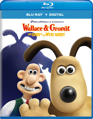 Wallace And Gromit The Curse Of The Were Rabbit 2005 Blu Ray