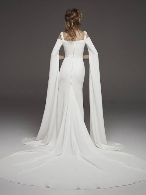 K'Mich Weddings - wedding planning - wedding dresses - higuera - pronovias - fall 2019 collection