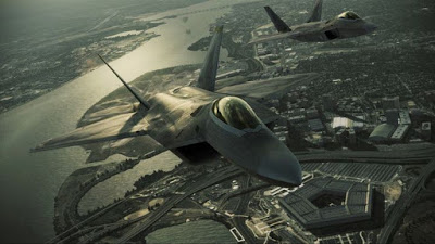 f-22 raptor full pc game jet view