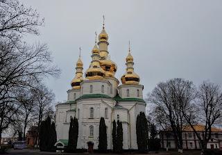 Густыня. Свято-Троицкий монастырь. Свято-Троицкий храм