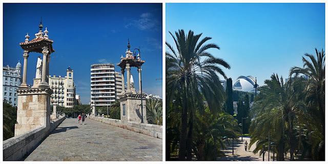 Ogrody Turii Hiszpania, Walencja