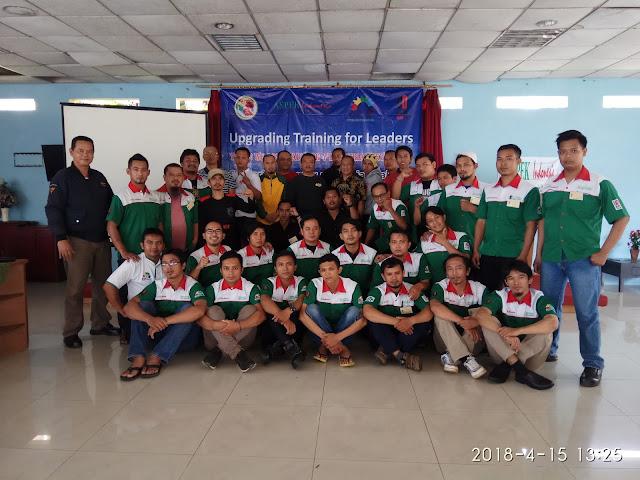 """Upgrading Training Leadership """" 4th Revolution Industry """" SP Linfox"""