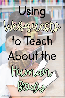 How to infuse technology to introduce the human body systems to your students
