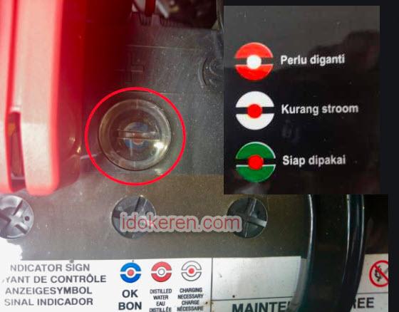 identifikasi Cara Mengetahui Kondisi Aki Mobil