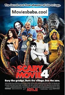 Scary Movie 4 (2006) Full Movie Dual Audio Hindi BRRip 720p