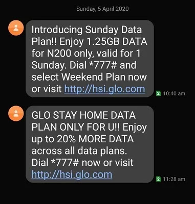 Glo Introduces 1.25GB Data Plan for Just N200