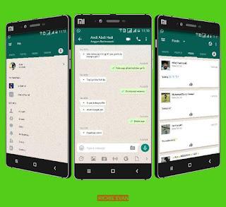 BBM Mod WhatsApp v3.3.1.2 APK Gratis Download