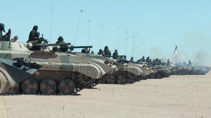 El Ejército de Liberación Saharaui penetra de nuevo Marruecos, destruye un cuartel y arrebata material.