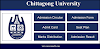 Chittagong University (CU) Admission 2021