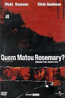 Quem Matou Rosemary? - BDRip Dual Áudio