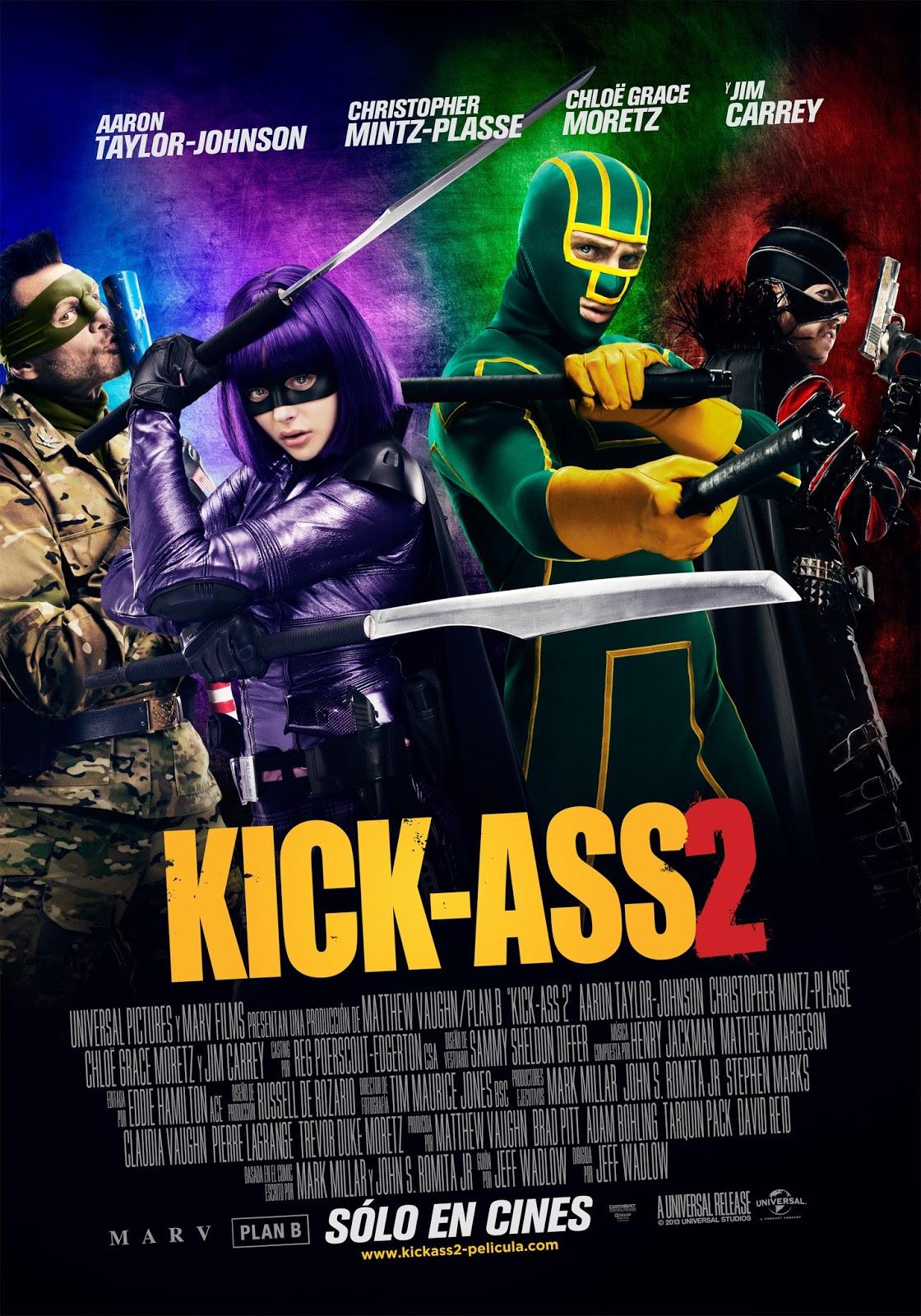 Kick-Ass 2 (2013) Online