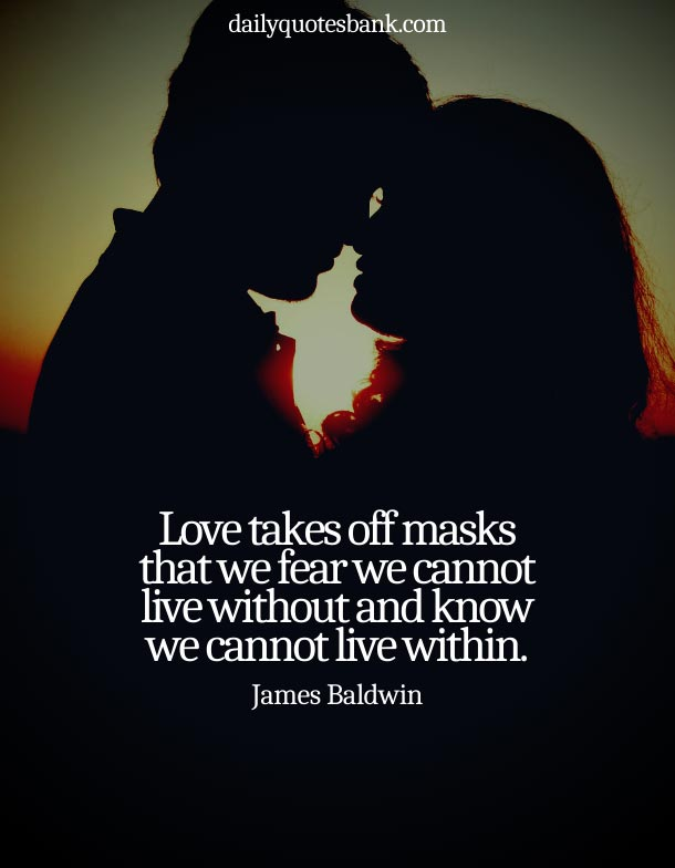 Beautiful Quotes On Love For Him and Her From The Heart
