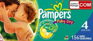 Harga Pampers Bayi