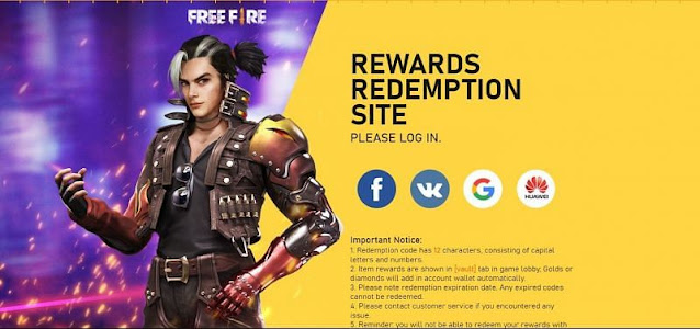 Free Fire redeem codes: How to get redeem codes for Free Fire