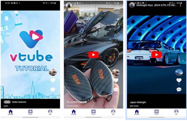 Cara Menggunakan Aplikasi Vtube Nonton Video Dapat Dollar Nendatekno Com