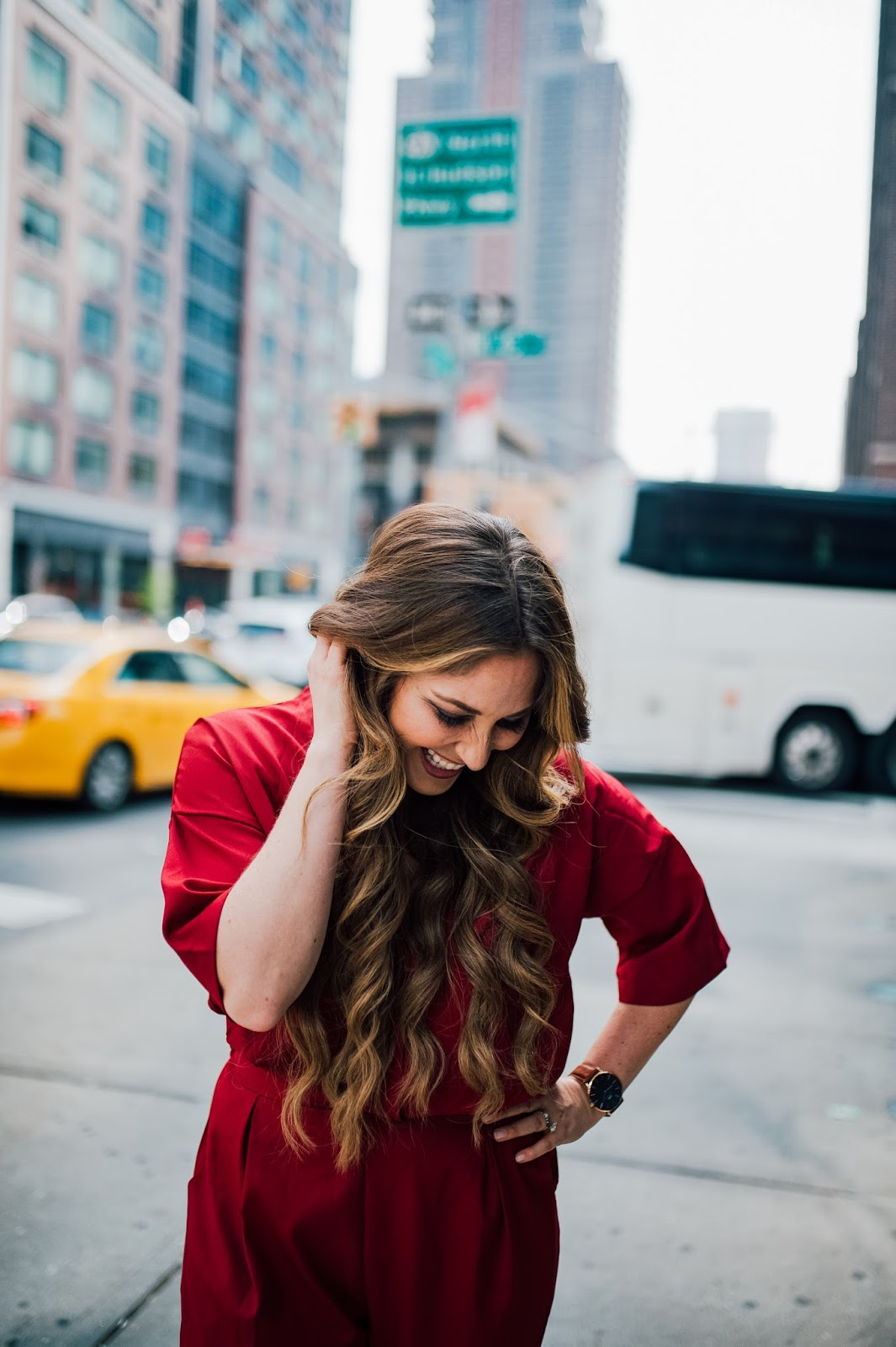 Travel Guide - 24 Hours in NYC by fashion blogger Laura of Walking in Memphis in High Heels