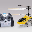 cheap christmas gift: 2 Syma S107G R/C Helicopters Yellow & Red with Gyro USA