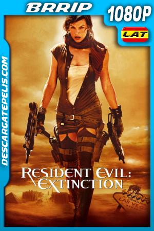 Resident Evil 3: La Extinción (2007) 1080P BRRIP Latino – Ingles