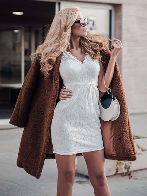 add jacket to style your dress