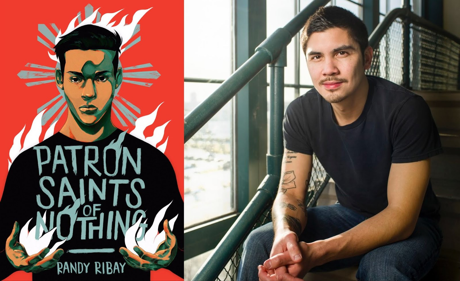 Patron Saints of Nothing by Randy Ribay | Superior Young Adult Fiction | Book Review
