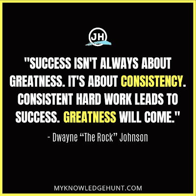 Motivational quotes for hard work and Success
