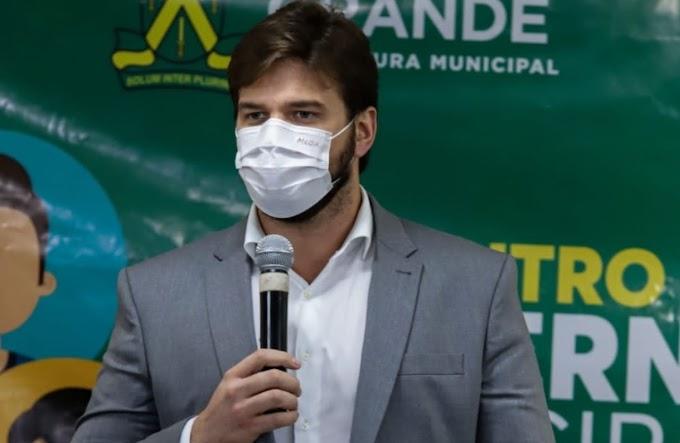 SAÚDE: Bruno autoriza processo seletivo para contratação de 16 médicos anestesiologistas e psiquiatras