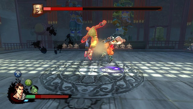 Kung Fu Strike The Warrior's Rise Free For PC