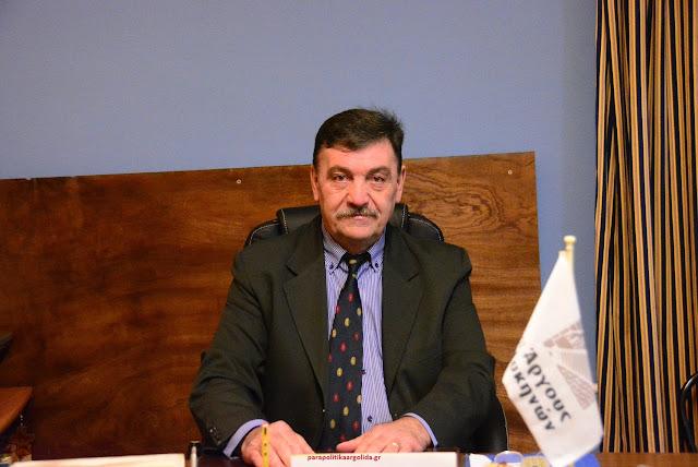 Επέστρεψε στα καθήκοντά του ο Πρόεδρος της Τ.Κ. Λάλουκα Γιώργος Πίκης