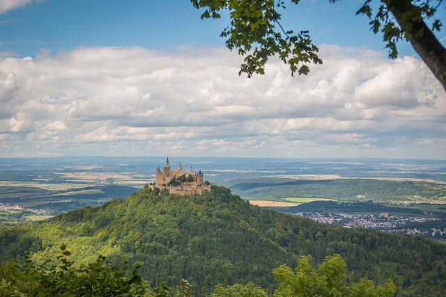ホーエンツォレルン城、ドイツ、観光